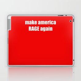 make america RAGE again Laptop & iPad Skin