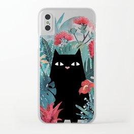 Popoki Clear iPhone Case
