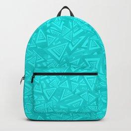 Teal Tears Backpack