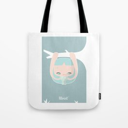lilimint™ | azul Tote Bag