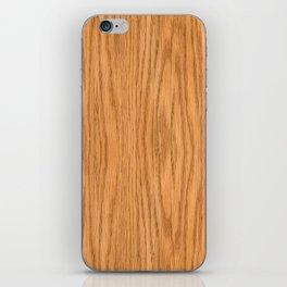 Wood 3 iPhone Skin