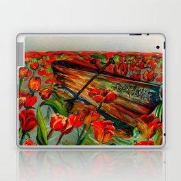 Toss the Anchor Laptop & iPad Skin