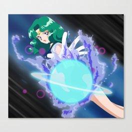 Sailor Neptune - Deep submerge Canvas Print