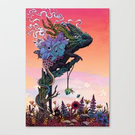 Phantasmagoria Canvas Print