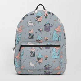 Funny Wizards Backpack