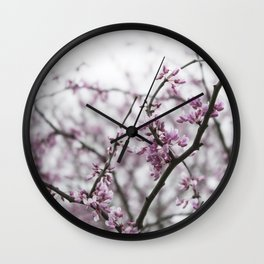 Meet Me at the Park Wall Clock