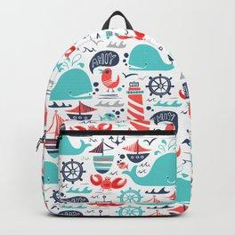 Ahoy Matey Backpack
