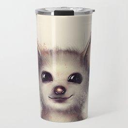 What the Fox? Travel Mug