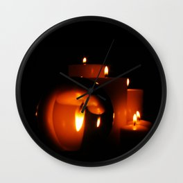 Scrying Wall Clock