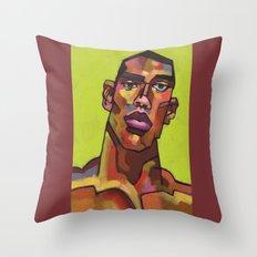Killer Joe Throw Pillow