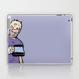 "Clint Barton -  ""Good boy"" Laptop & iPad Skin"