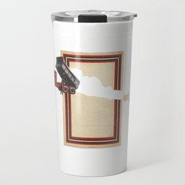 Torn Around — Unload Travel Mug