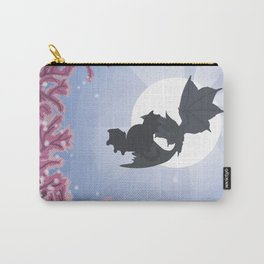 Coral Highlands (Monster Hunter) Travel Poster Carry-All Pouch