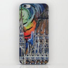 Budapest Parliament iPhone Skin
