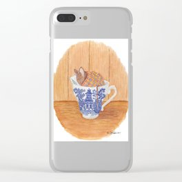 WillowMouse Clear iPhone Case