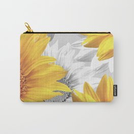 Sunflower Bouquet #decor #society6 #buyart Carry-All Pouch