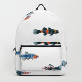 Swim With The Fishes Backpack