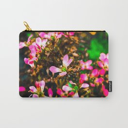 SuperPunch Flowers Carry-All Pouch