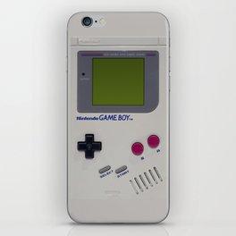 Retro Nintendo Game Boy iPhone case iPhone Skin