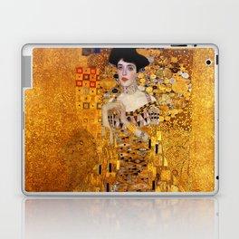 Gustav Klimt portrait painting of Bloch-Bauer Laptop & iPad Skin