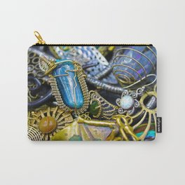 Jewelry Cluster 1 Carry-All Pouch