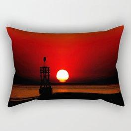 Another Sunset  Rectangular Pillow