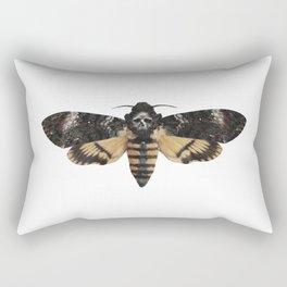 Moth of life Rectangular Pillow