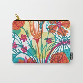 G.D.Flowers: Some More Flowers, Geez! Carry-All Pouch