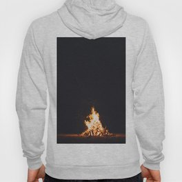 BONFIRE - FIRE - HOT - PHOTOGRAPHY Hoody