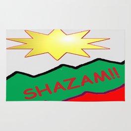 Shazam!! Rug