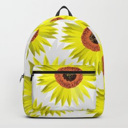 Sunflowers wb Backpack
