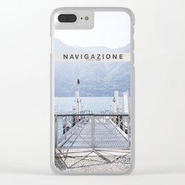 Navigazione Clear iPhone Case