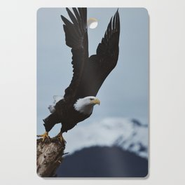 Alaskan Bald Eagle Cutting Board