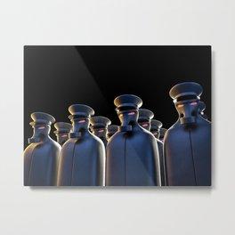 Oppression Metal Print