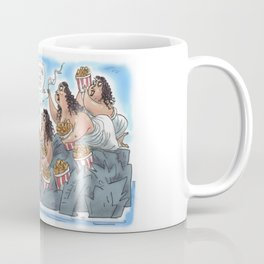 Sirens of the Rocks Coffee Mug