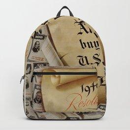 1946 Resolution Backpack