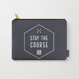 Stay the Course Carry-All Pouch