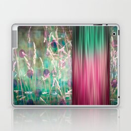 The Sound of Light and Color - Herbage Laptop & iPad Skin