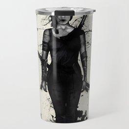 Onna Bugeisha Travel Mug