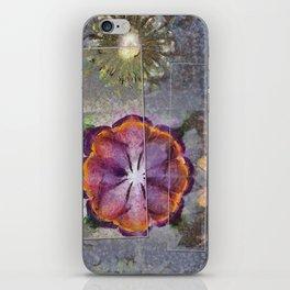 Stickball Au Naturel Flower  ID:16165-150329-07211 iPhone Skin