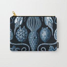 Ernst Haeckel Amphoridea Sea Life Carry-All Pouch