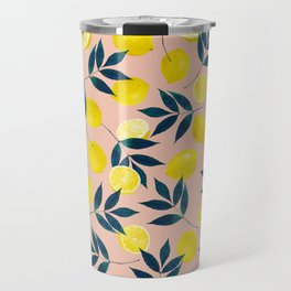 Lemony Goodness Travel Mug