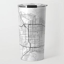 Minimal City Maps - Map Of San Bernardino, California, United States Travel Mug