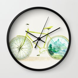 Have an Adventure Today Wall Clock