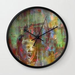 Latest news Wall Clock