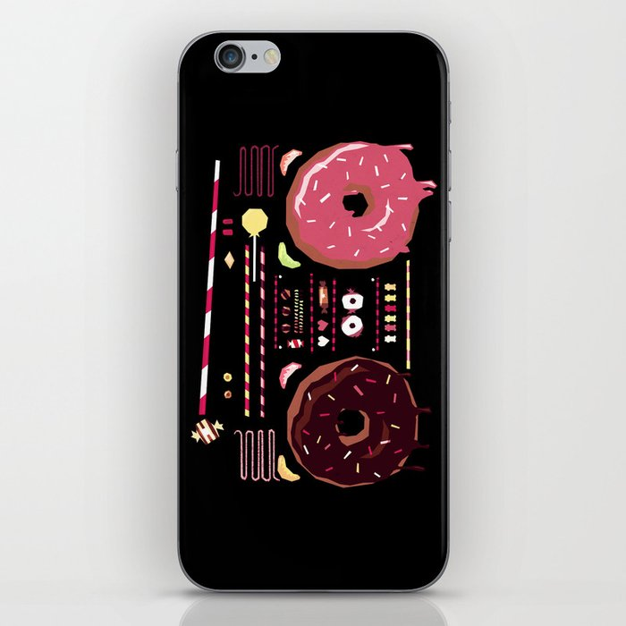 Sweet Music iPhone Skin