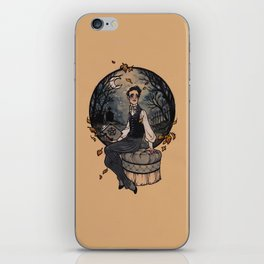 Victorian Witch iPhone Skin
