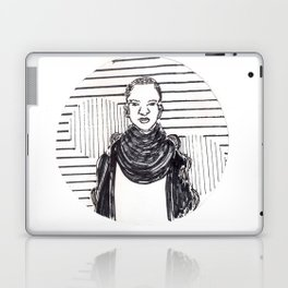 Aida by Liz Laptop & iPad Skin