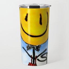 Still smiling... Travel Mug