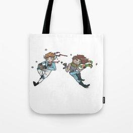 Battle Tendency Tote Bag